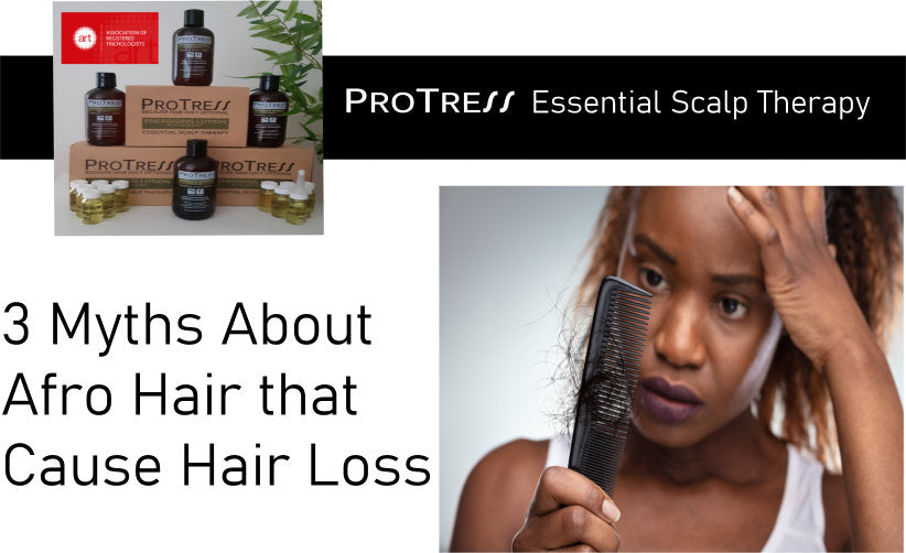 3 Myths About Afro Hair That Cause Hair Loss
