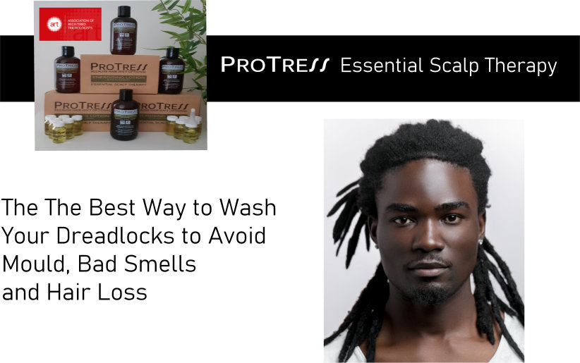 The Best Way to Wash Your Dreadlocks to Avoid Mould, Bad Smells and Hair Loss