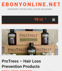 ProTress Hair Care Review Hair loss treatment for afro hair