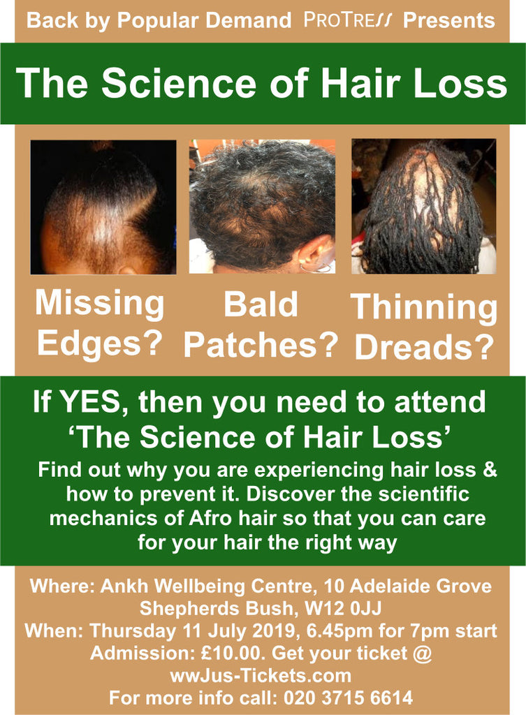 The Science of Hair Loss