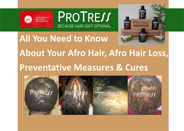 Why Is My Afro Hair Falling Out? All You Need to Know About Afro Hair, Afro Hair Loss and Preventative Measures and Cures.