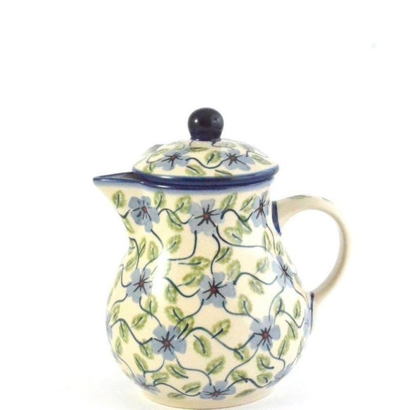 Jug with lid 0.6L Green Dream