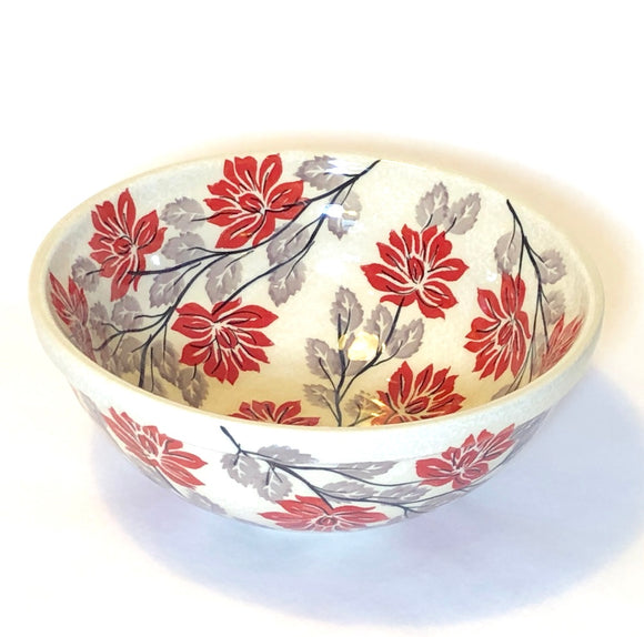 Soup Bowl G17 Flowers KS01