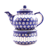 Teapot regular 1,2L Peacock