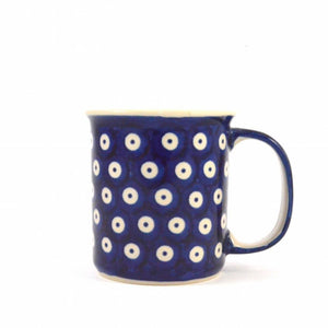Mug Straight medium Dots