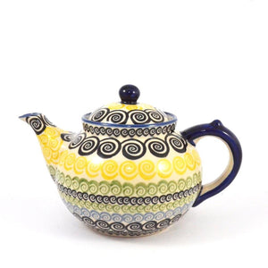 Teapot regular 1,2L Swirls