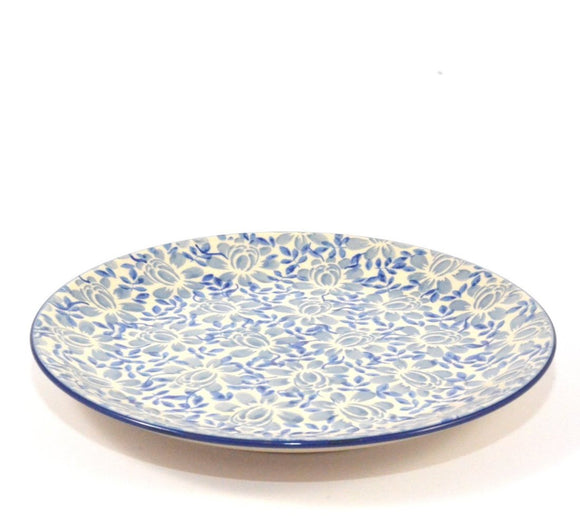Breakfast Plate 22 cm Bellflowers