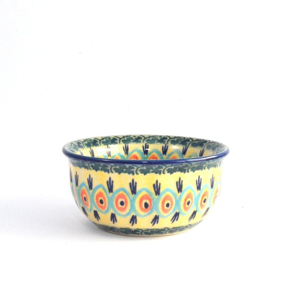 Small Bowl 250 ml Blue Peacock