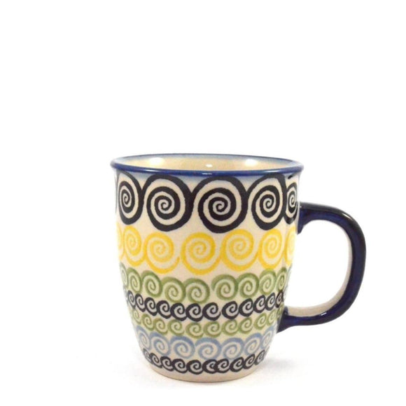 Mug Mars medium Swirls