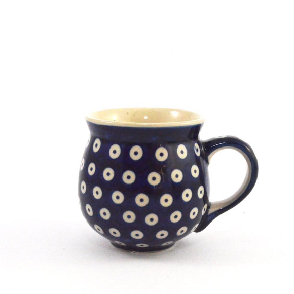 Mug Belly medium Dots