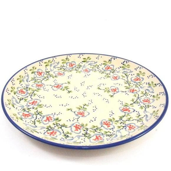Large Plate 31cm Rowanberries