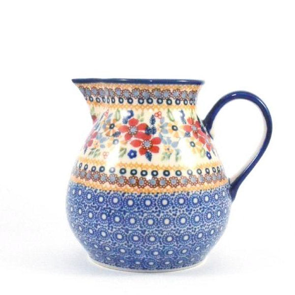 Jug 1.5L Red Daisy