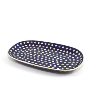 Serving Dish 33 cm Dots