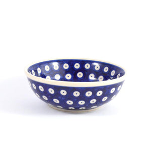 Breakfast Bowl 400ml Dots