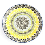 Dinner Plate 26cm Swirls