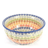 Salad Bowl medium Crazy Dots