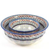 Salad Bowl XLarge Dutch Summer