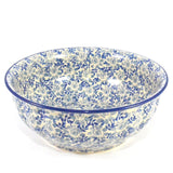 Salad Bowl XLarge Bellflowers