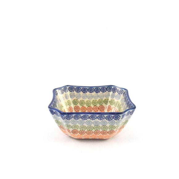 Serving Dish / Bowl s/m Crazy Dots