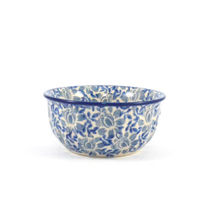 Rippled Bowl 400 ml Bellflowers