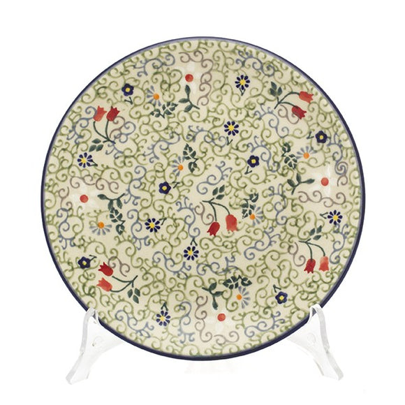 Breakfast Plate 21 cm Flowers