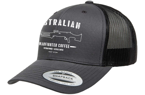 WARFIGHTER COFFEE YUPOONG CLASSIC RETRO CAP