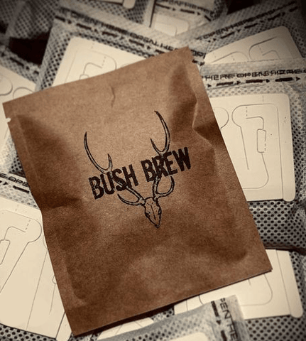 Bush Brew - Locked Cocked and Ready to rock.