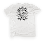 Combat Unicorn White Tee