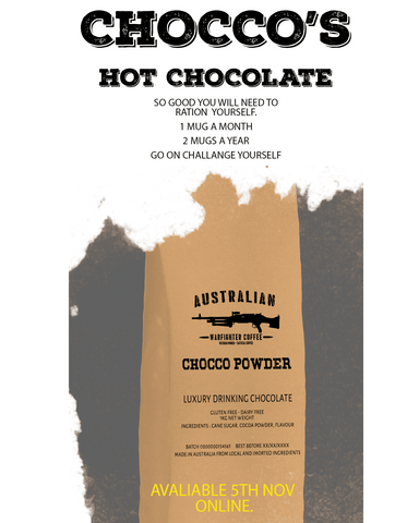 CHOCCO POWDER