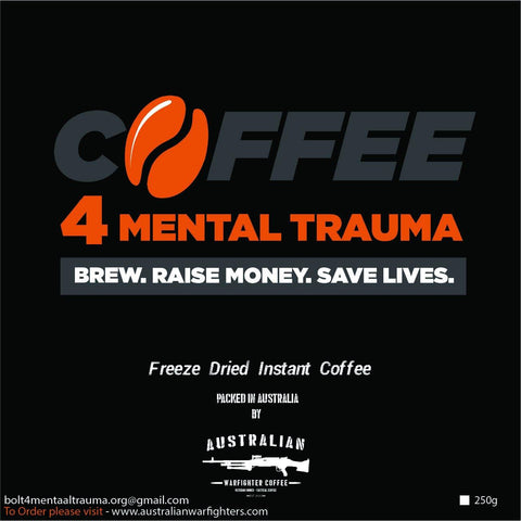 Coffee 4 Mental Trauma