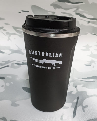 Warfighter Coffee Sippy Cup 510ml and 380ml