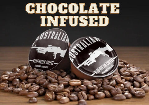 Chocolate Infused - Nespresso Compatible