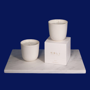 White - Handmade Luxury Jar Candle