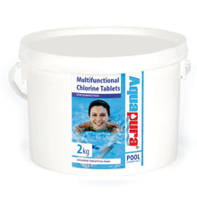 Aquapura Poolsafe Tablets - Swimming Pool Water Purification / Disinfection & Maintenance Tablets