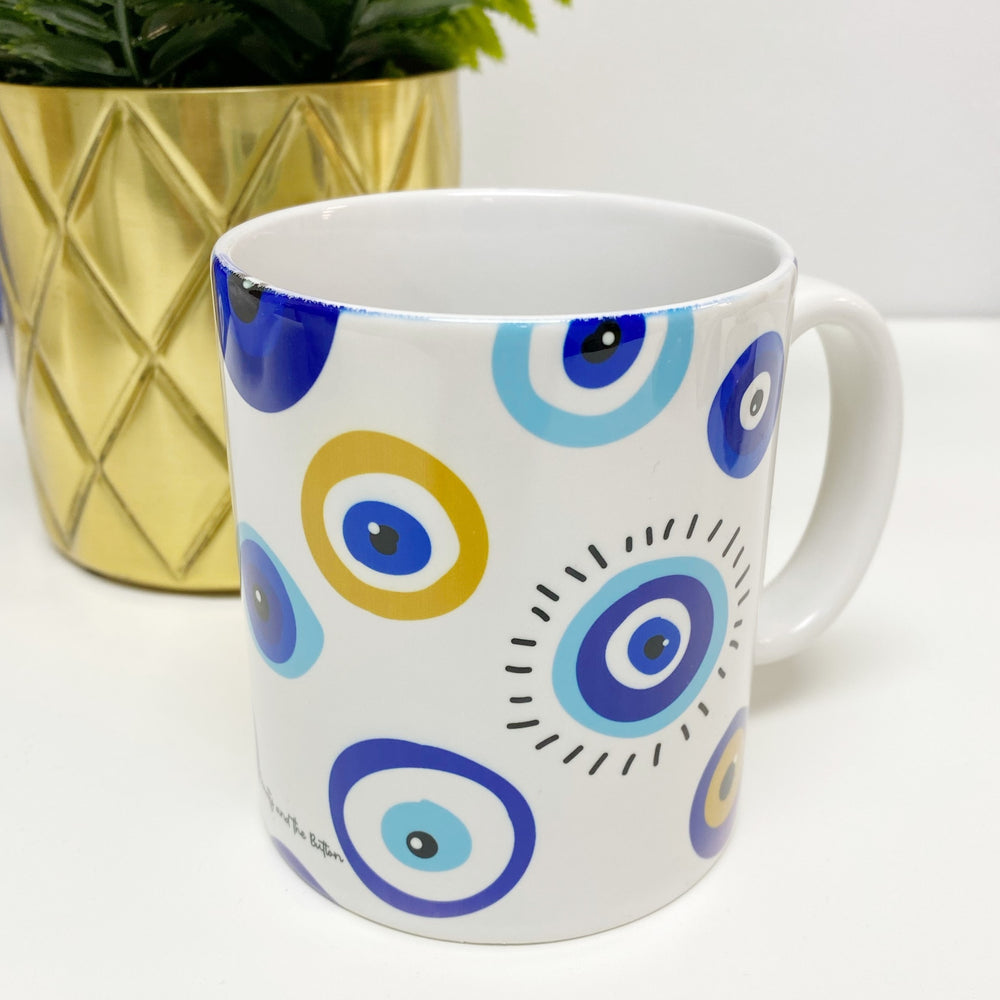 Powerful Protection Evil Eye Mug