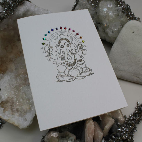 Ganesh Greeting Card