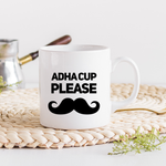 Adha Cup Please Male Mug