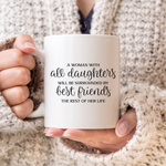 A Woman With All Daughters Mug