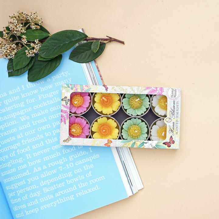Assorted Primrose Scented Tea lights