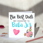 The Best Dad Gets Promoted To Baba Ji