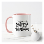 Christmas Morning Mug