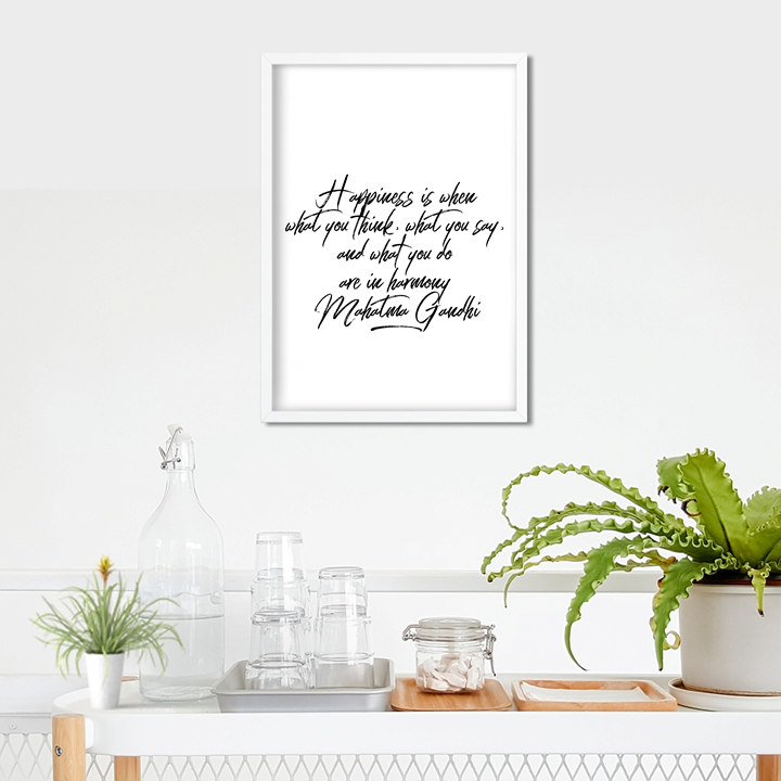 Happiness Art Print or Framed