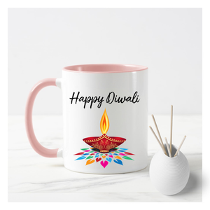 Happy Diwali Mug