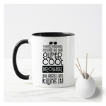 Super Cool Brother Mug