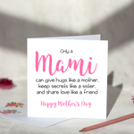Only A Mami Mother's Day