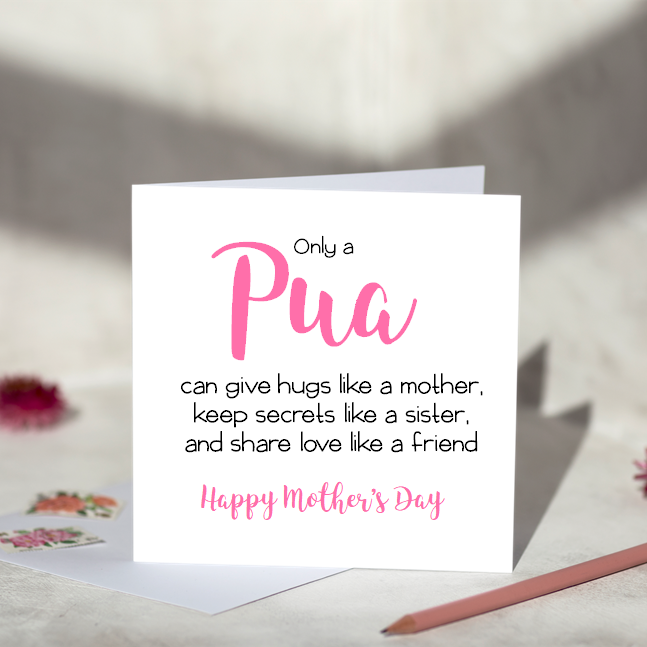 Only A Pua Mother's Day