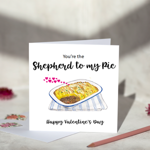 You're The Shepherd To My Pie