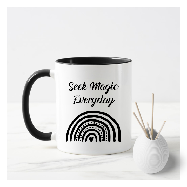 Seek Magic Everyday Mug