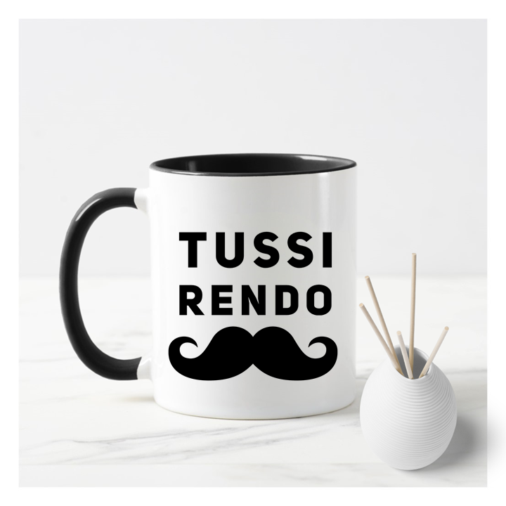Tussi Rendo Male Mug
