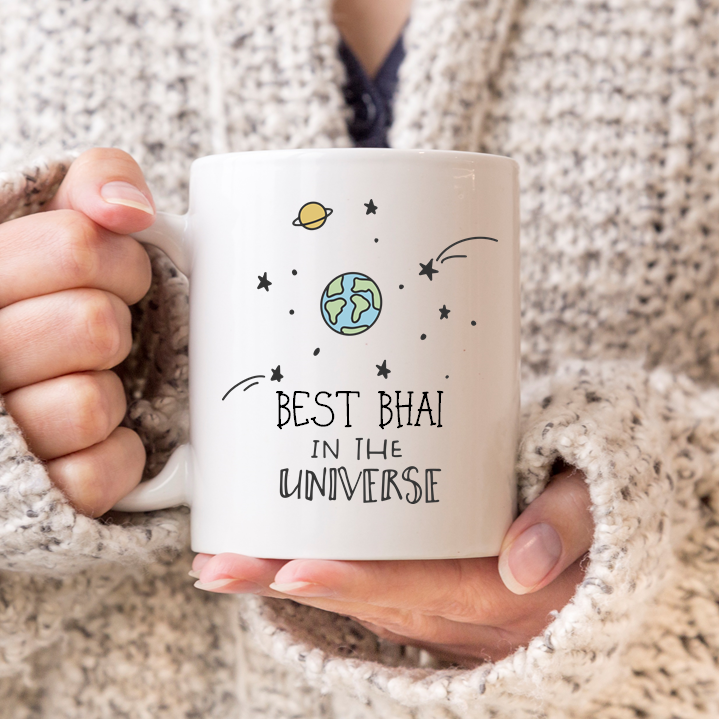 Best in The Universe Name Mug